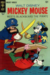 Cover for Mickey Mouse (Western, 1962 series) #114