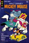 Cover for Mickey Mouse (Western, 1962 series) #119