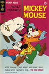 Cover for Mickey Mouse (Western, 1962 series) #120
