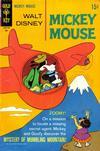 Cover for Mickey Mouse (Western, 1962 series) #121