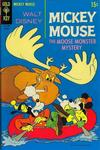 Cover for Mickey Mouse (Western, 1962 series) #122