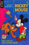Cover for Mickey Mouse (Western, 1962 series) #125