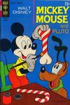 Cover for Mickey Mouse (Western, 1962 series) #128