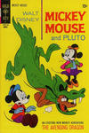 Cover for Mickey Mouse (Western, 1962 series) #131