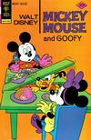 Cover for Mickey Mouse (Western, 1962 series) #166 [Gold Key]