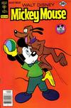 Cover for Mickey Mouse (Western, 1962 series) #182 [Gold Key]