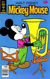 Cover for Mickey Mouse (Western, 1962 series) #183 [Gold Key]