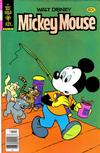 Cover for Mickey Mouse (Western, 1962 series) #197 [Gold Key]