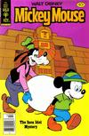 Cover for Mickey Mouse (Western, 1962 series) #200 [Gold Key]