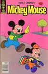 Cover for Mickey Mouse (Western, 1962 series) #204 [Gold Key]