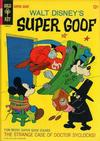 Cover for Walt Disney Super Goof (Western, 1965 series) #2