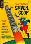 Cover for Walt Disney Super Goof (Western, 1965 series) #4