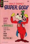 Cover for Walt Disney Super Goof (Western, 1965 series) #7