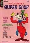 Cover for Walt Disney Super Goof (Western, 1965 series) #7