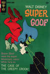 Cover for Walt Disney Super Goof (Western, 1965 series) #8