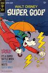 Cover for Walt Disney Super Goof (Western, 1965 series) #9