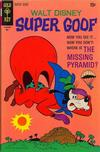 Cover for Walt Disney Super Goof (Western, 1965 series) #13