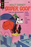 Cover for Walt Disney Super Goof (Western, 1965 series) #18
