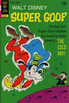 Cover for Walt Disney Super Goof (Western, 1965 series) #24