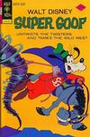 Cover for Walt Disney Super Goof (Western, 1965 series) #37 [Gold Key]