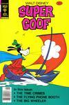 Cover Thumbnail for Walt Disney Super Goof (1965 series) #47 [Gold Key]