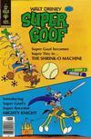 Cover for Walt Disney Super Goof (Western, 1965 series) #53 [Gold Key]