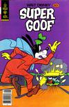 Cover for Walt Disney Super Goof (Western, 1965 series) #54 [Gold Key]