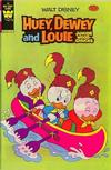 Cover Thumbnail for Walt Disney Huey, Dewey and Louie Junior Woodchucks (1966 series) #67 [50-Cent Variant]