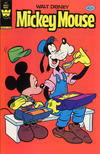 Cover for Mickey Mouse (Western, 1962 series) #207