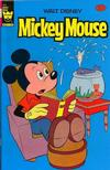 Cover for Mickey Mouse (Western, 1962 series) #213
