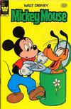 Cover for Mickey Mouse (Western, 1962 series) #217