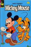 Cover for Mickey Mouse (Western, 1962 series) #218
