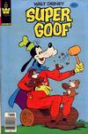 Cover for Walt Disney Super Goof (Western, 1965 series) #58