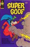 Cover for Walt Disney Super Goof (Western, 1965 series) #63 [40¢]