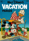 Cover for Walt Disney's Vacation Parade (Dell, 1950 series) #3