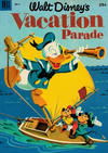 Cover for Walt Disney's Vacation Parade (Dell, 1950 series) #4