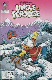 Cover Thumbnail for Walt Disney's Uncle Scrooge (Disney, 1990 series) #278