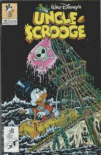 Cover Thumbnail for Walt Disney's Uncle Scrooge (Disney, 1990 series) #280