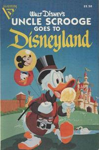 Cover Thumbnail for Uncle Scrooge Goes to Disneyland (Gladstone, 1985 series) #1