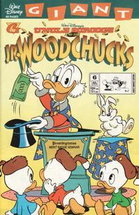 Cover Thumbnail for Walt Disney Giant (Gladstone, 1995 series) #6