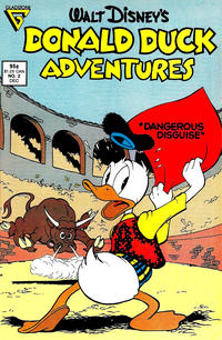 Cover Thumbnail for Walt Disney's Donald Duck Adventures (Gladstone, 1987 series) #2