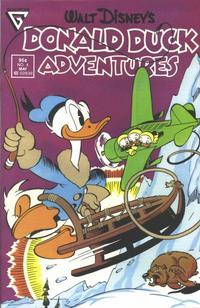 Cover Thumbnail for Walt Disney's Donald Duck Adventures (Gladstone, 1987 series) #4