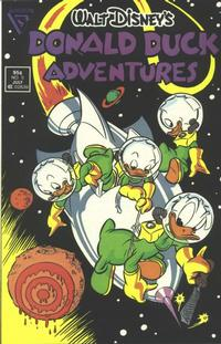 Cover Thumbnail for Walt Disney's Donald Duck Adventures (Gladstone, 1987 series) #5
