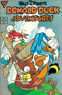 Cover Thumbnail for Walt Disney's Donald Duck Adventures (Gladstone, 1987 series) #6