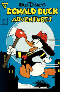 Cover Thumbnail for Walt Disney's Donald Duck Adventures (Gladstone, 1987 series) #10
