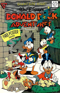 Cover Thumbnail for Walt Disney's Donald Duck Adventures (Gladstone, 1987 series) #12