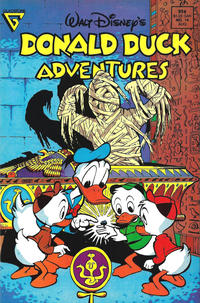Cover Thumbnail for Walt Disney's Donald Duck Adventures (Gladstone, 1987 series) #14 [Direct]