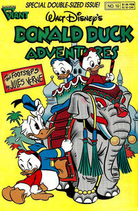 Cover Thumbnail for Walt Disney's Donald Duck Adventures (Gladstone, 1987 series) #19