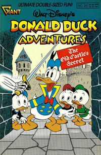 Cover Thumbnail for Walt Disney's Donald Duck Adventures (Gladstone, 1987 series) #20