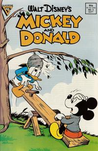 Cover Thumbnail for Walt Disney's Mickey and Donald (Gladstone, 1988 series) #5